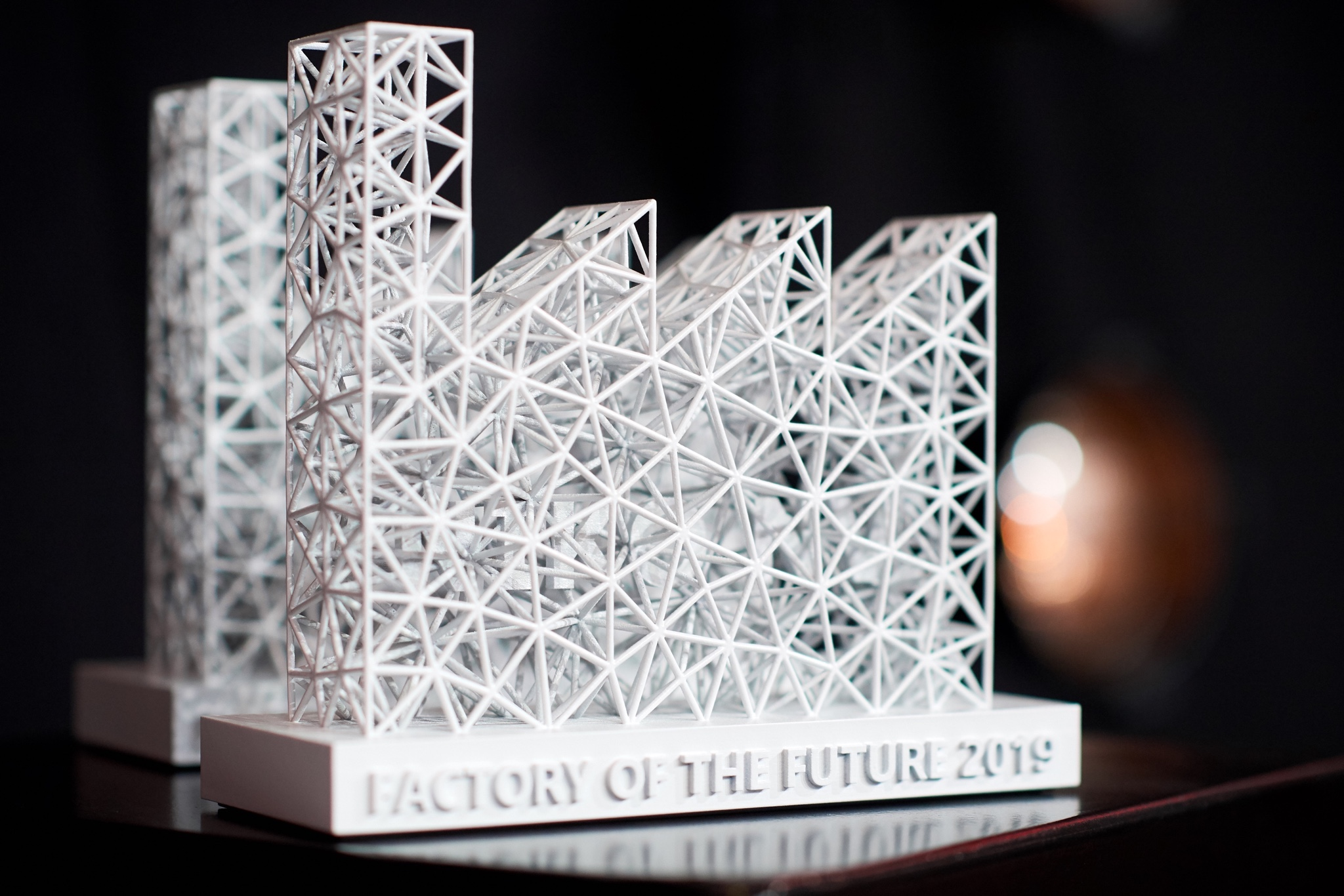 Rf-Technologies - Factory of the future 2019